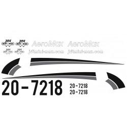 Décor Aeromax (courbe)