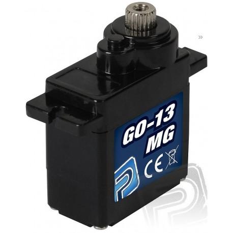 Micro servo GO 13 MG