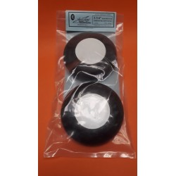 Roues Smooth contour 95 mm
