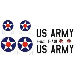 Piper US army échelle 1/6