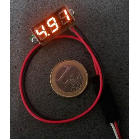 Micro contrôleur de tension
