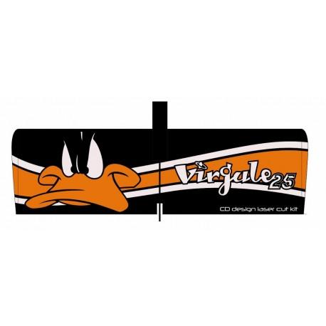 Décor Virgule Daffy Duck